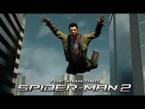 Playing as Peter Parker in The Amazing Spider-Man 2! (2014)