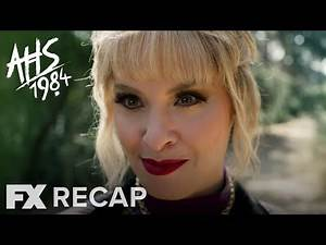 American Horror Story: 1984 | Season 9 Ep. 8: Rest in Pieces Recap | FX