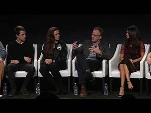 13 Reasons Why - All Characters Interview (MUST WATCH)