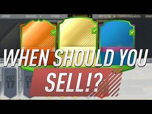 WHEN SHOULD I SELL MY PLAYERS?? FIFA 17 PRICE TIPS!