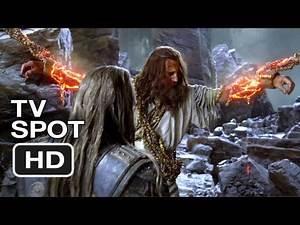 Wrath of the Titans TV SPOT #7 - Sam Worthington Movie (2012) HD