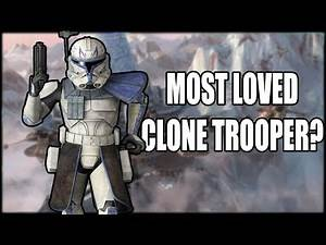 Why Captain Rex is the Best Clone Trooper! | Star Wars The Clone Wars Analysis