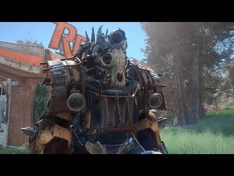 Fallout 4: Top 10 Greatest Power Armor Mods Of All Time 4K