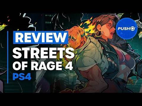 STREETS OF RAGE 4 PS4 REVIEW: Beat-Em-Up Bliss? | PlayStation 4