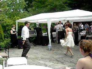 Father-Daughter Dance to Pulp Fiction