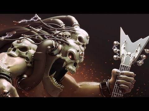 Ultimate Heavy Metal Music Playlist - 2017
