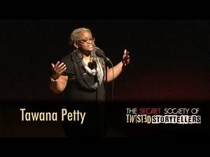 """The Secret Society Of Twisted Storytellers - """"LOVE STORIES"""" - Tawana Petty"""