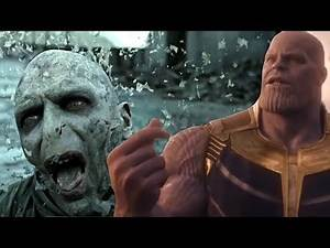 Thanos Snaps Fingers & Erases Everyone in Other Universes Pt1   Avengers Infinity War/Endgame Parody