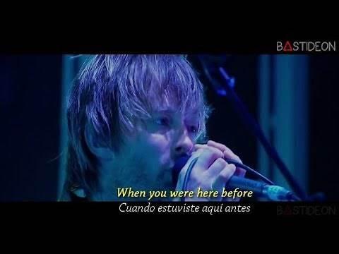 Radiohead - Creep (Sub Español Lyrics)