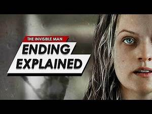 The Invisible Man Ending Explained Breakdown | Full Movie Spoiler Talk Review & Questions Answered