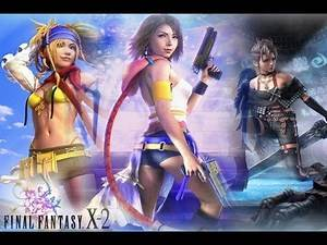 CGRundertow FINAL FANTASY X-2 for PlayStation 2 Video Game Review