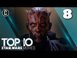 Top 10 Star Wars Movies (Fan Rankings) - #8: The Phantom Menace