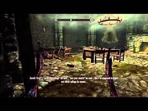 Skyrim - Dark Brotherhood Questline - Kill Agnis