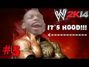 WWE 2K14 - Funny Moments Online w/ Tre & Hood - Part 5