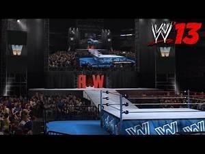 WWE '13 Community Showcase: Old School RAW Arena (PlayStation 3)