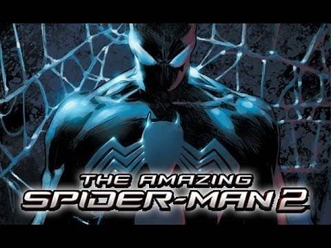 The Amazing Spider-Man 2 Video Game - Black Suit Free Roam (PS4)