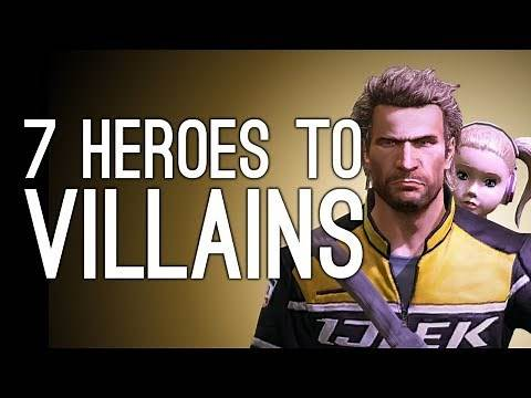 7 Heroes Who Lived Long Enough to Become the Villain