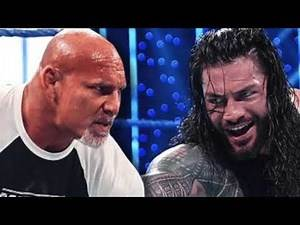 Disco Inferno on: Roman Reigns' real life heat with Bill Goldberg