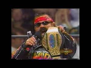 WCW Vampiro vs Rick Steiner