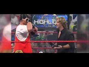 John Cena get drafted to Raw - June 6, 2005