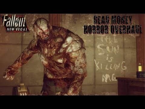 Fallout New Vegas Mods: Dead Money Horror Overhaul (No Commentary) Part 3