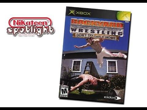 SVGR - Backyard Wrestling: Don't Try This at Home (XBOX)