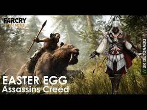 Far Cry Primal - Easter Egg - Assassins Creed