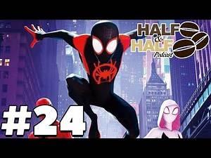 Spider-Man Into The Spider-Verse - Half & Half Podcast #24