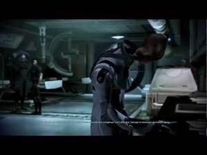 Mass Effect 3: Mordin sings again