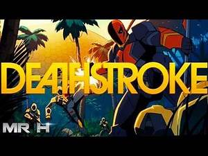 Deathstroke Animated Series Announced From CW