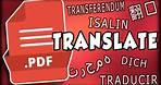 How To Translate A PDF File To Any Language