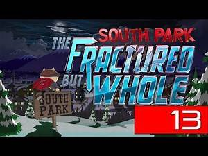South Park: The Fractured But Whole PC (Mastermind) 100% Walkthrough 13 (Lost & Found)