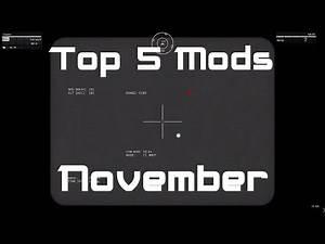 """Badass Brits"" Arma 3 Top 5 mods - November 2015"
