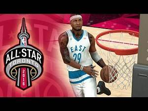NBA 2K17 MyCAREER - All Star Game! Shawn Goes For 50 POINTS!? The RAGE IS BACK!!