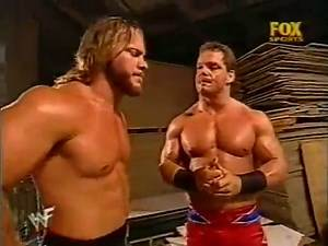 Stone Cold & Triple H vs Jericho & Benoit