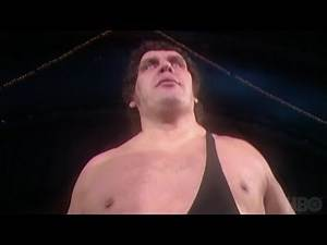 "Watch ""Andre the Giant"" tonight at 10 p.m. ET on HBO"