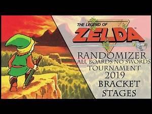 chessjerk vs CrystalSaver. Zelda 1 Randomizer Tournament 2019