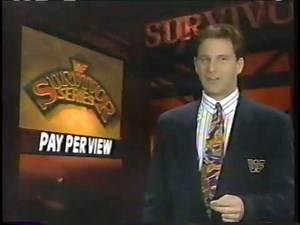Survivor Series Report with Joe Fowler [1993-10-24]