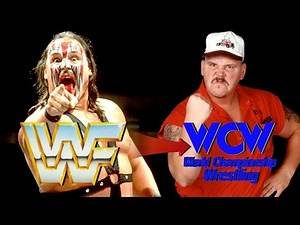 10 WWF Wrestlers Who Failed in WCW!