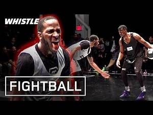 1 on 1 Basketball For $100,000 👀 | Fightball FINALS (Ep 4)