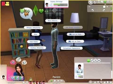 Sims 4 Inteen Simcest (Taboo script mod)