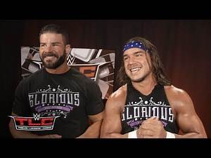 Bobby Roode & Chad Gable are elated after Baron Corbin's defeat at WWE TLC: Exclusive, Dec. 16, 2018