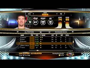 NBA 2K13 My Career: GM Meeting, Possible Trades For The Trade Deadline