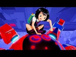 Meet Peni Parker & SP//DR , SPIDER-MAN : INTO THE SPIDER-VERSE
