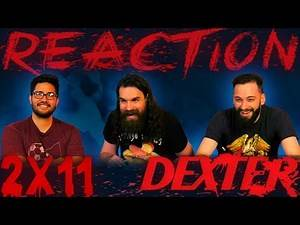 "Dexter 2x11 REACTION!! ""Left Turn Ahead"""