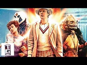 Doctor Who: A Review of The Visitation