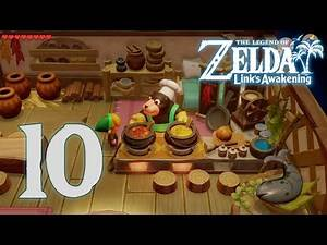 The Legend of Zelda: Link's Awakening - 10