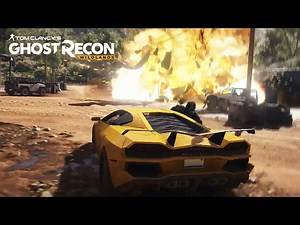 GHOST RECON WILDLANDS BETA LIVESTREAM WITH THE SQUAD!