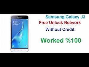 SM-J320A + J320AZ Unlock Network Bit_U2_U3 Free Without Credit | AT&T Unlock Code