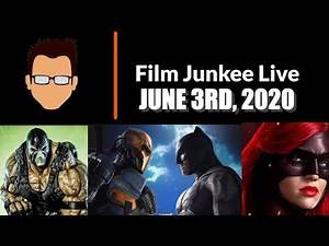 Batman, Deathstroke and Joker, Bane Solo Movie Scrapped, Batwoman Getting Whole New Lead - 6/3/20